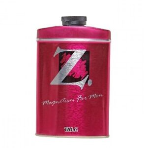 NEW Z TALCUM POWDER MAGNETISM FOR MEN (100 GRAM) WITH FREE WORLDWIDE SHIPPING