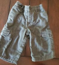Baby gap boys 6-12 months Grey Lined Pants