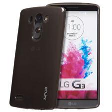 Étuis, housses et coques LG G3 en silicone, caoutchouc, gel pour téléphone mobile et assistant personnel (PDA)