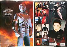 Michael Jackson Calendrier 1996 Calendar Kalender Poster Posters OFFICIAL