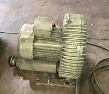 Cnc Table Dutair Side Channel Blower Vacuum Industrial Vacuum Pump