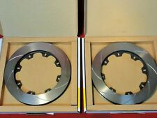 "NEW AP RACING BRAKE ROTORS SET 12.91"" X 1.25"" NASCAR BREMBO ALCON CP5772-1558CG8"