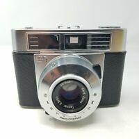 Zeiss Ikon Symboka 35mm Camera Carl Zeiss Tessar Prontormat 50 mm 1:2.8 Lens