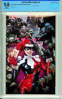 Batman Who Laughs #5 Comic Mint Virgin Exclusive - CBCS 9.8!