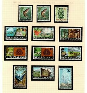 A very nice  New Zealand 1967-69 album Page to $2