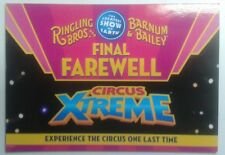 Ringling Brothers and Barnum Bailey circus 2017 ♡ MAGNET