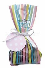 Kitchen Craft Sweetly Does It strisce trattare BAG KIT regalo dolci cioccolato x 12