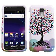 For Samsung Skyrocket Galaxy S II 2 HARD Case Snap On Phone Cover Love Tree