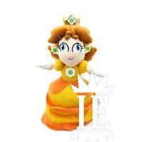SUPER MARIO BROS. PRINCIPESSA DAISY PELUCHE plush princess Princesse kart tennis