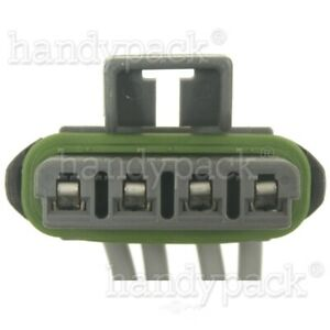 HVAC Blower Motor Resistor Connector Rear Handy Pack HP4795