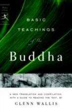 Modern Library Classics: Basic Teachings of the Buddha : A New Translation and C