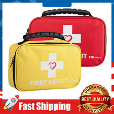 All-Purpose First aid kit for Office,aid Kit Medical for Outdoors,Hiking,Camping