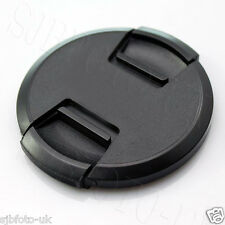 49 MM GENERIC SONY CENTRE-PINCH CLIP-ON FRONT LENS CAP FOR SEL 18-55mm OSS LENS
