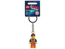 NEW Lego Minifigure Keychain Emmet Emmett The Lego Movie 850894 Party Favor Gift