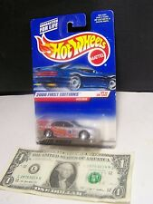 Hot Wheels Silver Holden #12 - First Editions - 2000