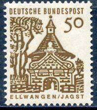 STAMP / TIMBRE ALLEMAGNE GERMANY N° 326 ** PORTAIL DE CHATEAU A ELLWANGEN