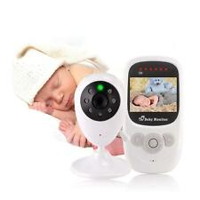 Versión más reciente Video Baby Monitor etekstorm (2018 Nuevo Tipo) con 2.4''LCD Displa