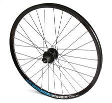 "26"" Shimano Deore Jetset Down35 MTB Mountain Bike Rear Wheel 6-bolt IS Disc QR"