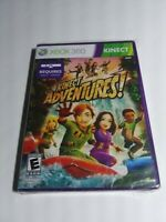 NEW Kinect Adventures! Video Game (Microsoft Xbox 360, 2010) Sealed