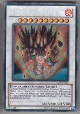 YU-GI-OH Jurassier Meteor Secret Rare HA04-DE029