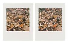 Thomas Ruff, 2 x Farblithografien, handsigniert und bezeichnet.
