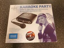 (Pa2) Easy Karaoke Party Machine + CDG's - Boxed