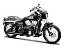 1/12 Maisto Sons OF Anarchy Harley Davidson 2006 ALEX TIG TRAGER Black 32343