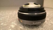 Panasonic Lumix G 14mm f/2.5 Aspherical AF MFT Lens - Micro Four Thirds Prime