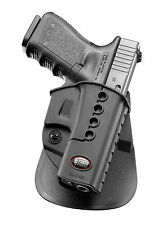 Fobus GL-2 ND Paddle Holster Glock 17,19,22,23,31,32,34,35,41,44,45  Walther