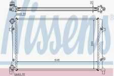 NISSENS Motorkühler Wasserkühler 65277A für AUDI - SEAT - SKODA - VW