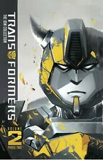 Transformers IDW Collection Phase Two Volume 2 Hardcover -- Bumblebee