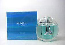 Merveille in Blue for Women by  Johan B. 3.4 oz / 100 ml Eau de Parfum Spray