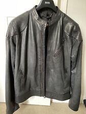 Belstaff Maxford Learher Jacket BNWT Size 52