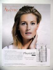 PUBLICITE-ADVERTISING :  AVENE PhysioLift  2015 Eau Thermale