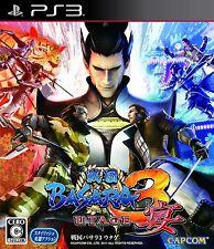 (Used) PS3 Sengoku Basara 3 Utage  [Import Japan]((Free Shipping))