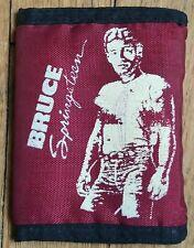 VINTAGE! 1980'S BRUCE SPRINGSTEEN COLLECTABLE BIFOLD WALLET