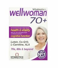 Vitabiotics Wellwoman 70 Vitamin and Mineral Supplement 3 X 30 Tablets