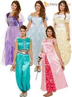 Adult Ladies Fairytale Fairy Princess Book Week Day Fancy Dress Costume 10 12 14