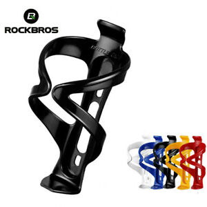 ROCKBROS Bike Water Bottle Cage Bicycle Double-sided Bottle Cage Holder 5 Colors