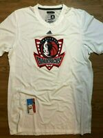 Justin Anderson Dallas Mavericks USA Military game Worn issued warmup shirt XL