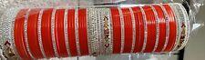 USA Seller Chura Punjabi Bridal Bangles Choora Bracelet Kangan Traditional India
