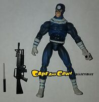 """Marvel Universe Series 1 #010 BULLSEYE LIGHT BLUE VARIANT Loose 3.75"""" Figure"""