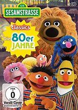 Sesamstraße - Classics: Die 80er Jahre NEU OVP 2 DVDs