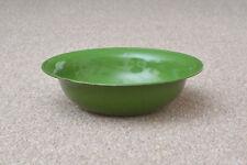 old enamelled enamel washing bowl shabby bath chic 40.5 cm FREE POSTAGE