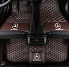 For Mercedes-Benz A B C E G CLA CLS GLA GLB GLC GLE GLK GLS GL S SL ML Floor mat