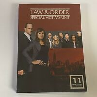 LAW & ORDER: SVU / LAW & ORDER: SPECIAL VICTIMS UNIT - YEAR ELEVEN - DVD (NEW)