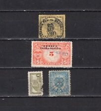 Colombia - Lot Of Early Used Stamps(COL23}