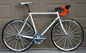 Raleigh Record Ace reissue road bike 56cm Lugged Reynolds Steel Shimano Dura Ace