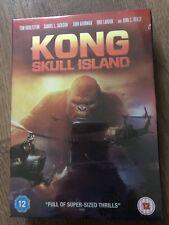 Kong Skull Island/Godzilla double DVD twin pack