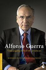 Una página dificil de arrancar. NUEVO. Nacional URGENTE/Internac. económico. BIO